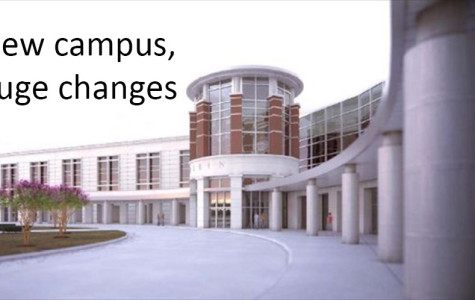 New campus facilities equals huge changes