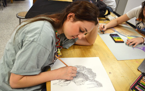 NAHS works to unite students with artistic passion