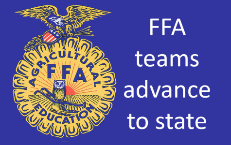 FFA teams advance to state