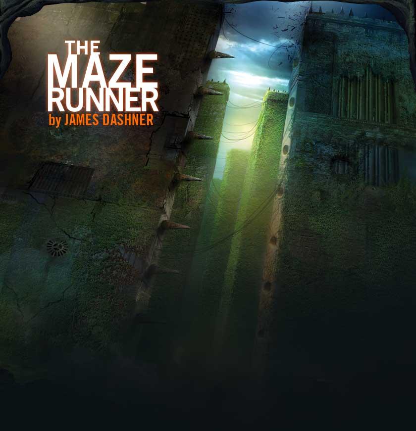 free maze runner book