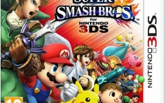 Super Smash Bros. hit 3DS shelves; Wii U version to follow up