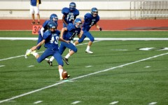 Freshman Football Flies High
