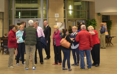 Community welcomed to school open house