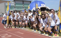 Bearkats & Lions White Out for Cancer Stricken Student