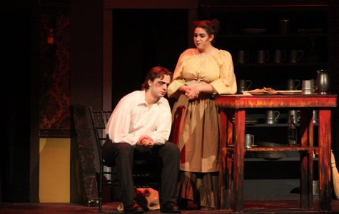 Sweeny Todd makes dark impression