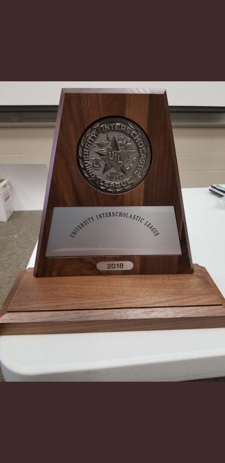 Klein High band claims sweepstakes at competition