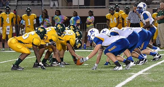 Kats defeated Klein Forest on Oct. 11 30-13.