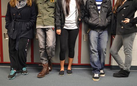 Pants vs Leggings: A Campus War