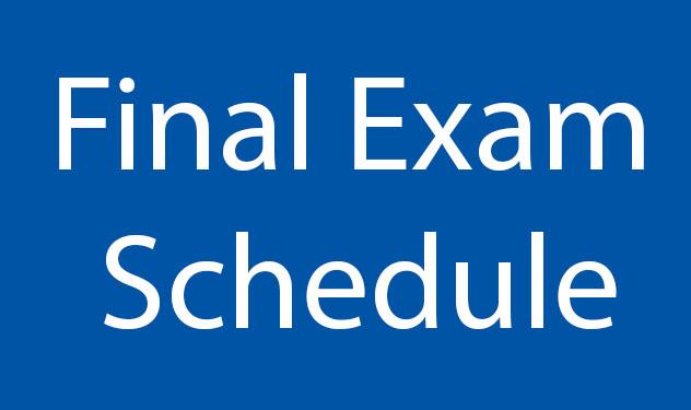 Final+exam+schedule