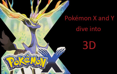 Pokémon X and Y dive into 3D