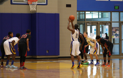 Sophomore basketball almost undefeated