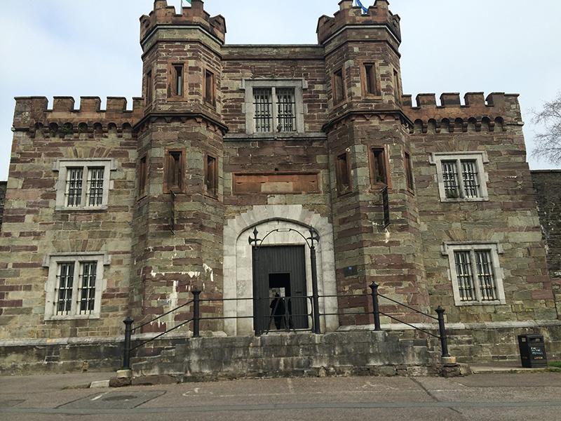 A womens prison in Cork, Ireland.