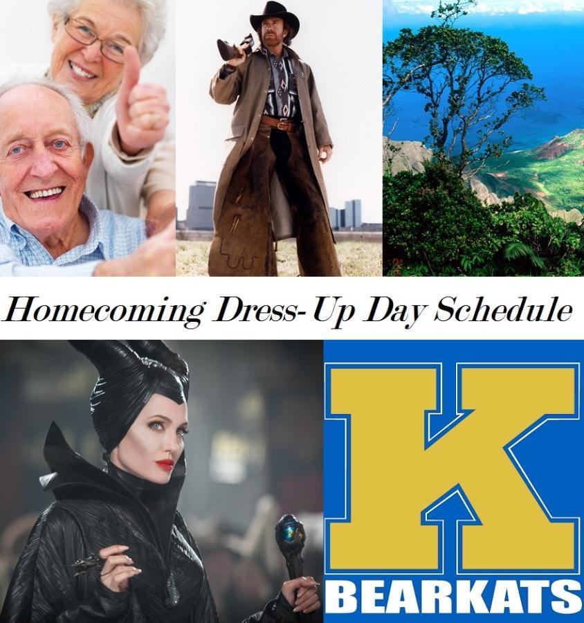 Dress-Up days announced