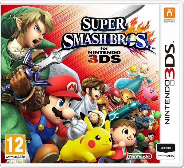 As the fourth installment in the series, Super Smash Bros. 3DS is the first title to be portable. It was released  in the US on October 3, six years after the release of Brawl.
