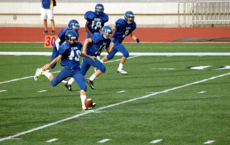 Freshman Football Flies High