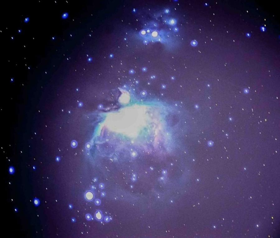 The+Orion+Nebula.+Photo+by+Edgar+Najera.+