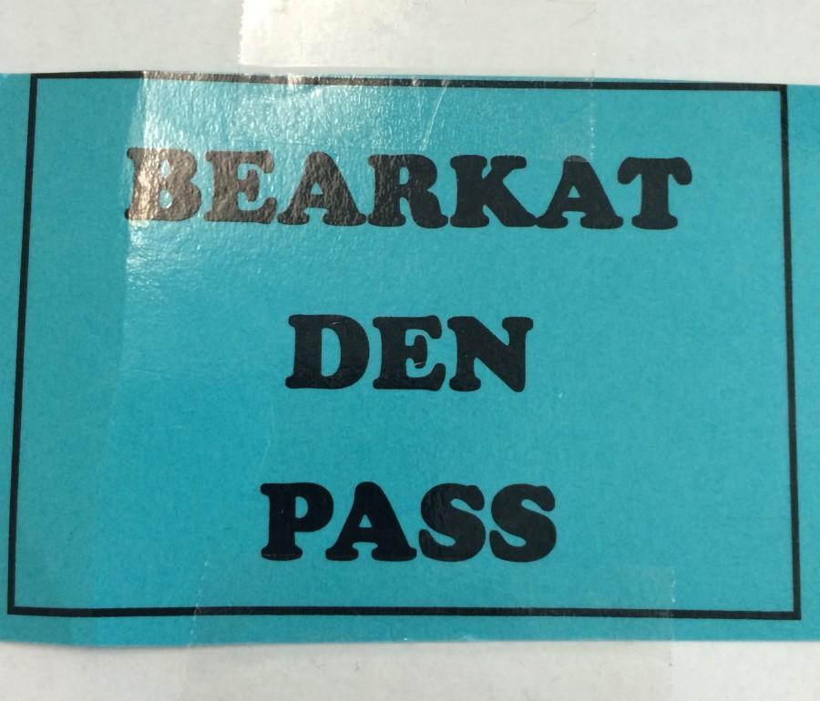 Klein introduces Bearkat Den