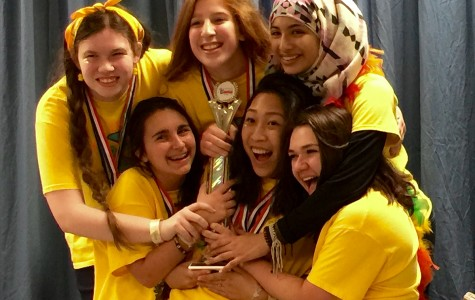 DI Students Advance to Globals