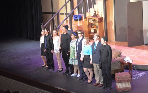 Noises Off Spotlights Talented Cast