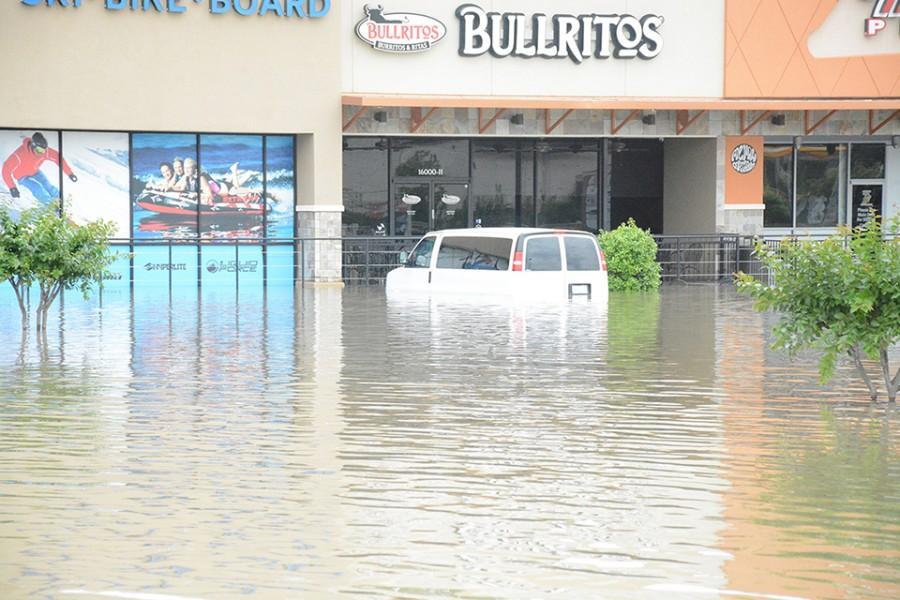 Historic Flood Hits Houston  Hard