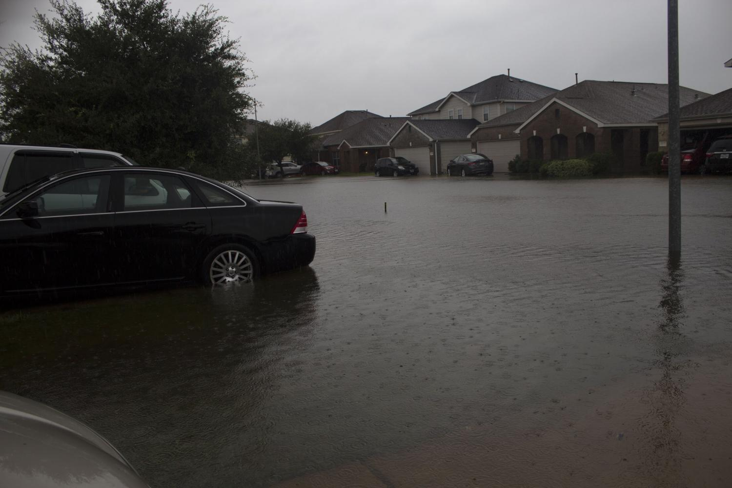 Areas of Klein ISD flooded when Hurriane Harvey made landfall in August.
