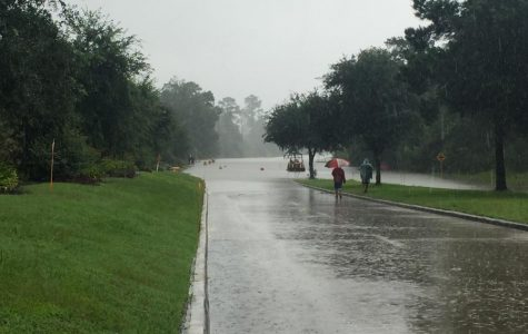 Hurricane Harvey storms cause severe Flooding
