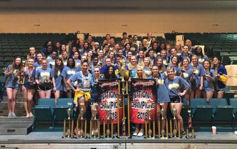 Bearkadettes-National Champions