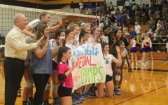 Varsity Volleyball Takes  Storming Victory Over Oak Ridge