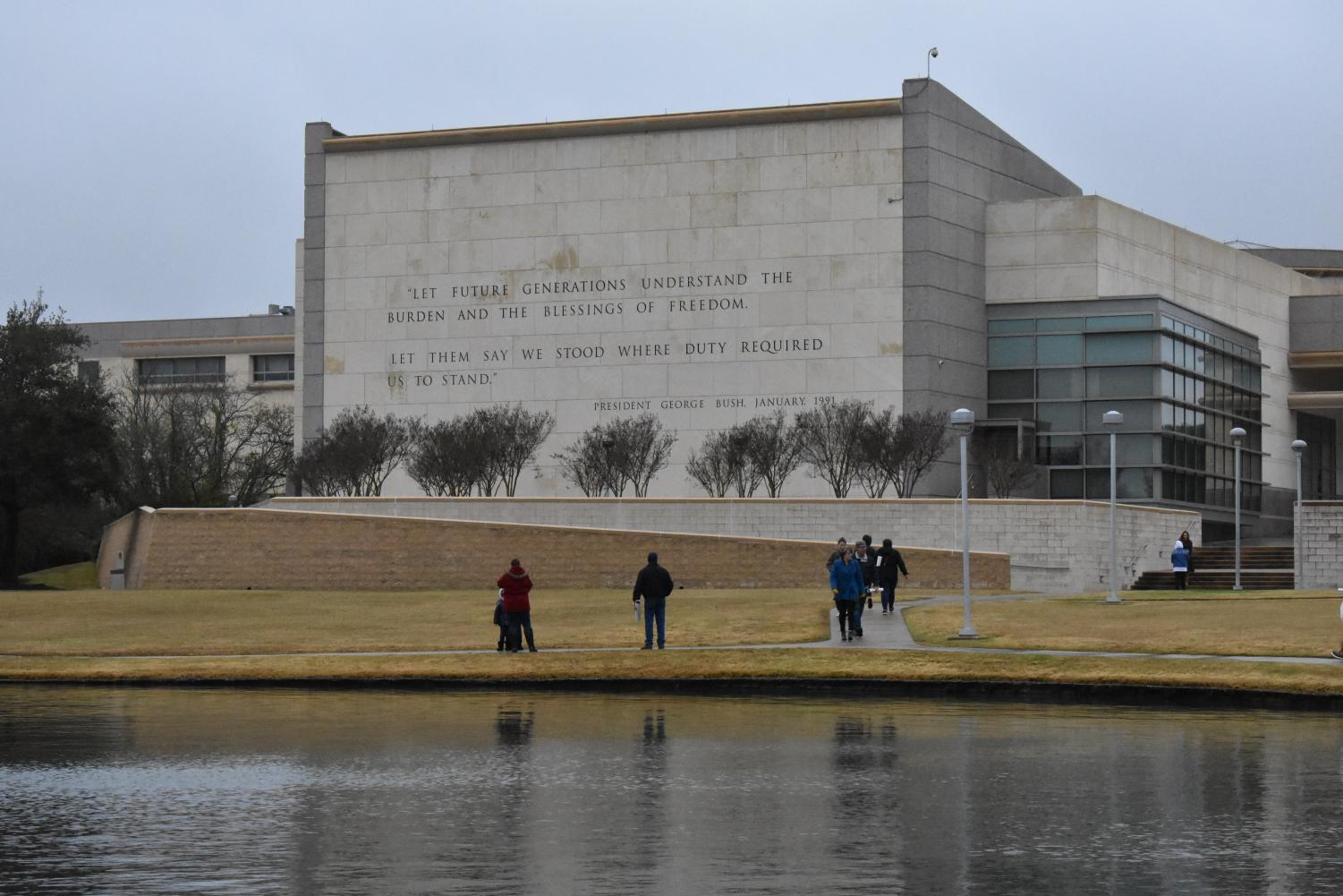 The+George+Bush+Presidential+Library