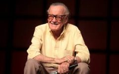 Stan Lee at an event.