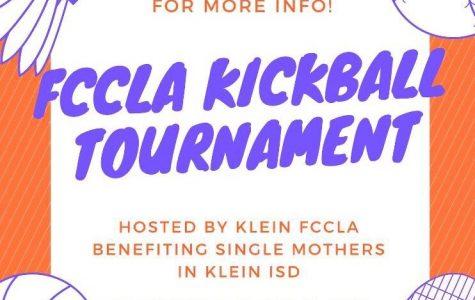 FCCLA Host Kickball Game