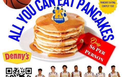 All-U-Can Eat Pancakes