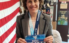 Teacher Outruns Sickness to Complete Houston Marathon