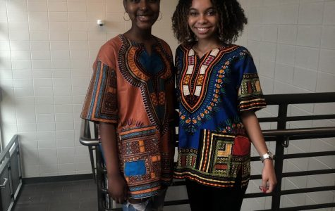 Black History Month Fashion Celebrated by Students and Staff