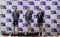 Four Students Compete in State for Swim and Make Klein History