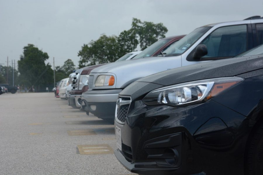 Problems Prompt Open Parking for New School Year