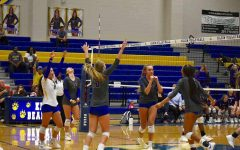 Volleyball Victorious Over Third Ranked Team in State