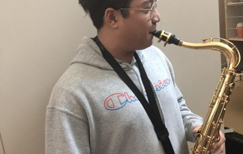 Band Member Defies Odds as a Freshmen