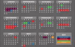 Klein Releases 2020-2021 Schedule