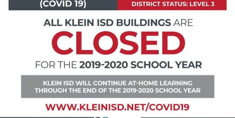 Gov. Abbott announced April 17 all schools will remain closed for 2019-2020 school year.
