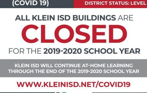 Gov. Abbott announced April 17 all schools will remain closed for 2019-2020 school year.