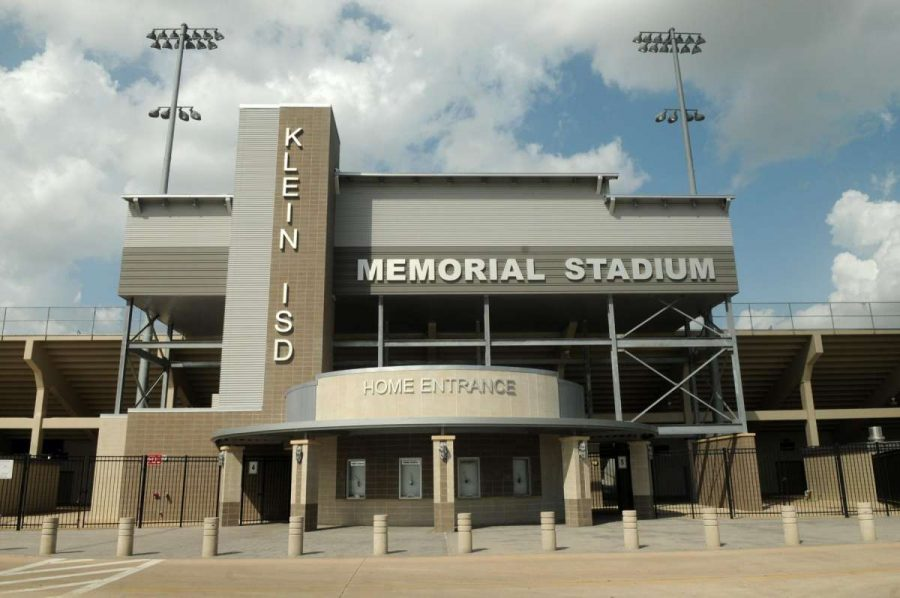 The Class of 2021 will have graduation at Klein Memorial Stadium.
