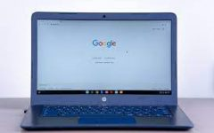After three years, students will trade their HP tablets for Chromebooks.